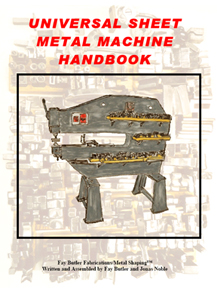 Universal Sheet Metal Machine Handbook