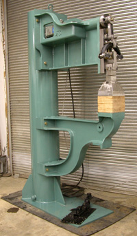Fay Butler Metal Fabrication Power Hammer