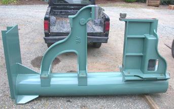 sheet metal power hammer plans